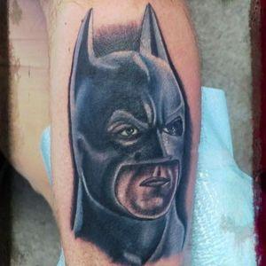 #batman #superhero #portrait #comic