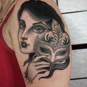 Tattoo by Kings Avenue Tattoo