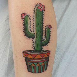 Friday at Richmond Avenue Tattoo #cactus #richmondavetattoo #houstontattooshop
