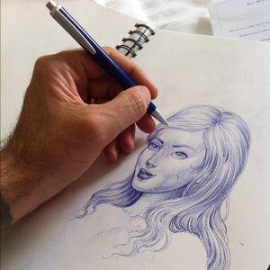 #chrisgarver #drawing #tattooart #tattooreference