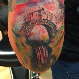 Tattoo by Rising Dragon Tattoos