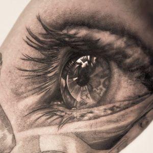 #realistic #eye #tattoo #nikinorberg #niki23gtr