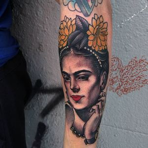 Tattoo by Madre 13