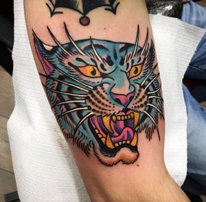 #traditional #color #tattoooftheday #roma
