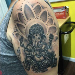 Tattoo by Zeus Tattoos