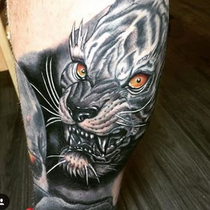 Tattoo by Hustlers Parlour