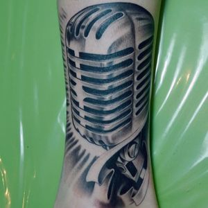 #microphone #blackandgrey #Jeck