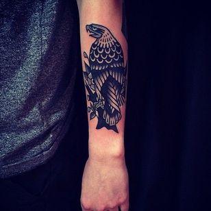 #traditional #blackandgrey #eagle #bird