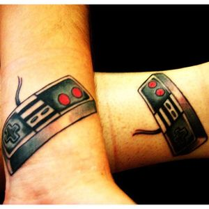 #Nes #Controller Tattoos