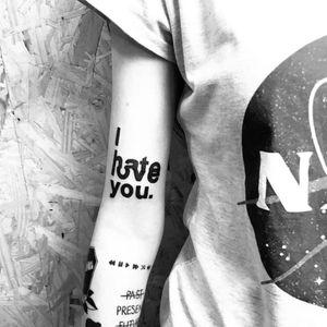 #RhayFarinna #brasil #brazil #brazilianartist #TatuadorasDoBrasil #blackwork #fullblack #iloveyou #ihateyou #escrita #writing #Phrase #frase #quote