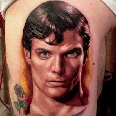 Super Man clássico de Joe Carpenter! #JoeCarpenter #LigadaJustiça #JusticeLeague #movie #filme #comic #hq #cartoon #nerd #geek #superman #superhomem
