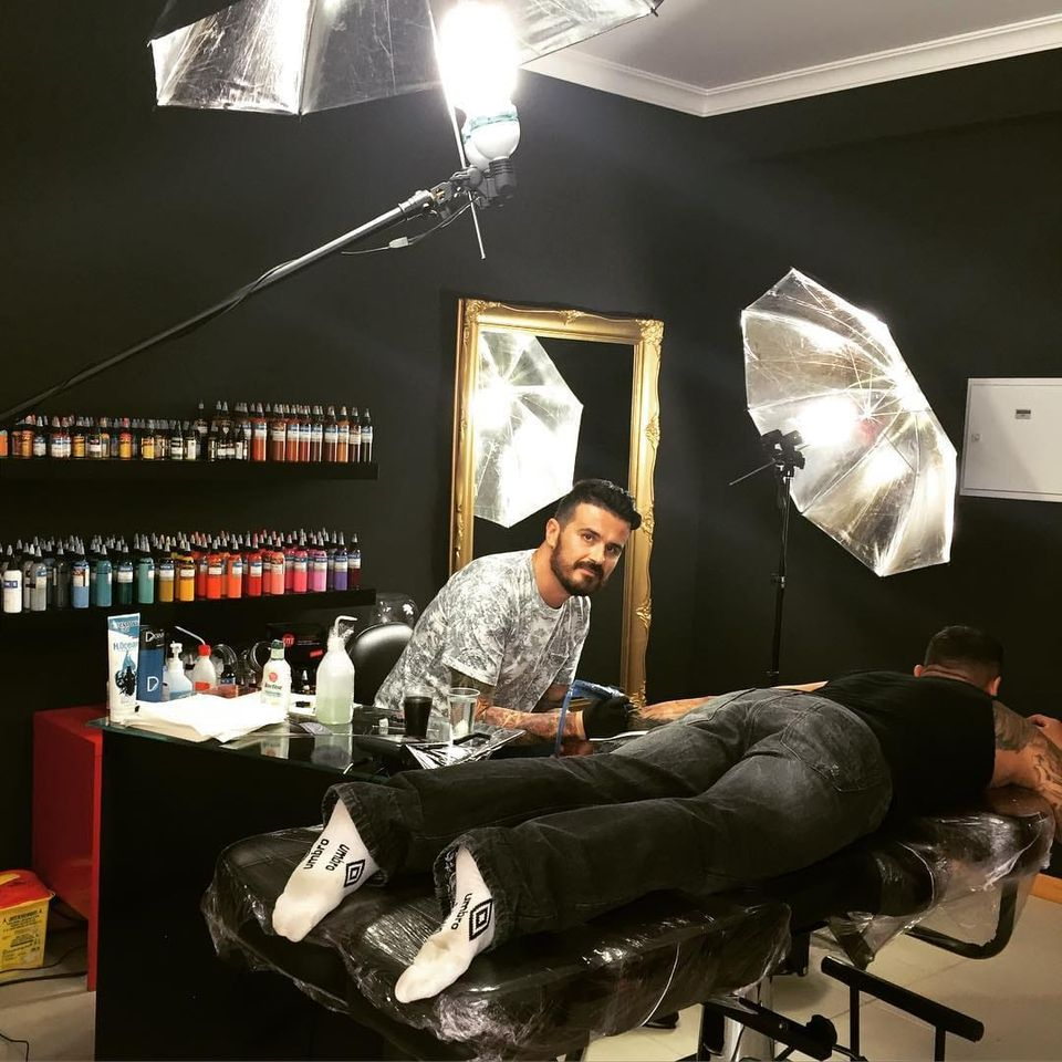 #DavePaulo #gringo #realismo #realism #colorido #colorful #portrait #retrato #colagem #collage