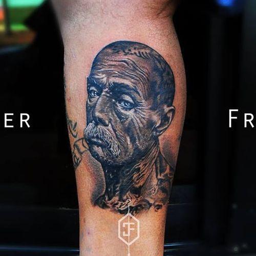 #CleberFrança #talentonacional #tatuadorBrasileiro #brasil