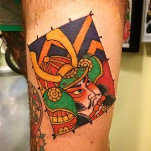 Tattoo by Monta Morino #kite #JapaneseKite #Japanese #MontaMorino #Japanesestyle #kitetattoo