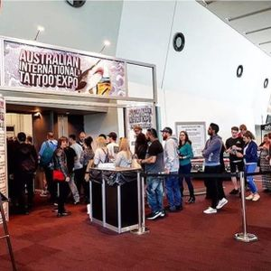 Australian International Tattoo Expo - Perth 2016. #australiantattooexpo #perthtattooexpo #tattooexpo