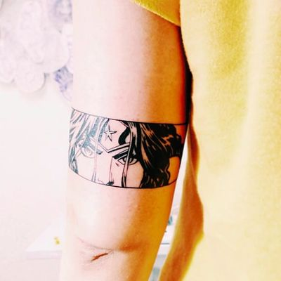 Tattoo por Victor Xis! #VictorXis #WonderWoman #MulherMaravilha #DC #DCcomics #geek #nerd #girlpower #nerdpride #orgulhonerd #tatuadoresbrasileiros #tatuadoresdobrasil #tattoobr #tattoodobr
