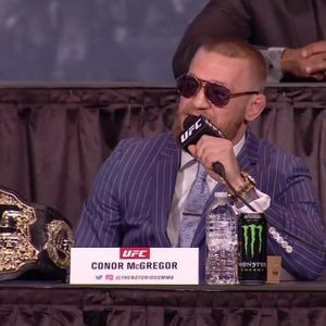 Conor McGregor. #ConorMcGregor #UFC #UFC205