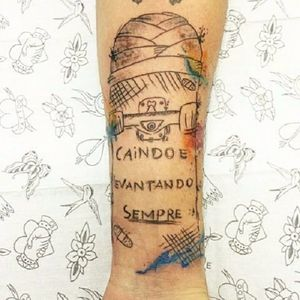 #EricSkavinsk #ericskavinsktatoo #tatuadoresbrasil #skate #skateboard #sketchstyle #watercolor #aquarela