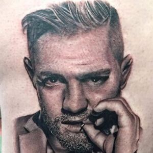 Conor McGregor portrait. #ConorMcGregor #UFC #Portrait #Realism
