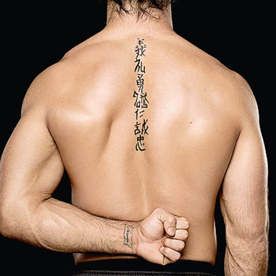 Seth Rollins looking ready for a fight. #WWE #WWESuperstars #Wrestling #SethRollins #Back