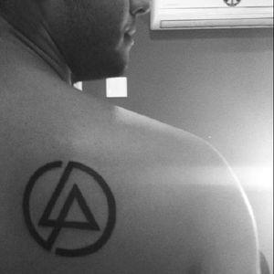 Tattoo by Davi Oliveria #LinkinPark #rock #musica #music #LinkinParkBrasil #brasil