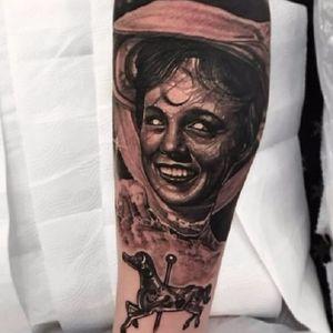 #AnrijsStraume #dark #trash #realistic #fromhell #blackwork #TattoodoBR