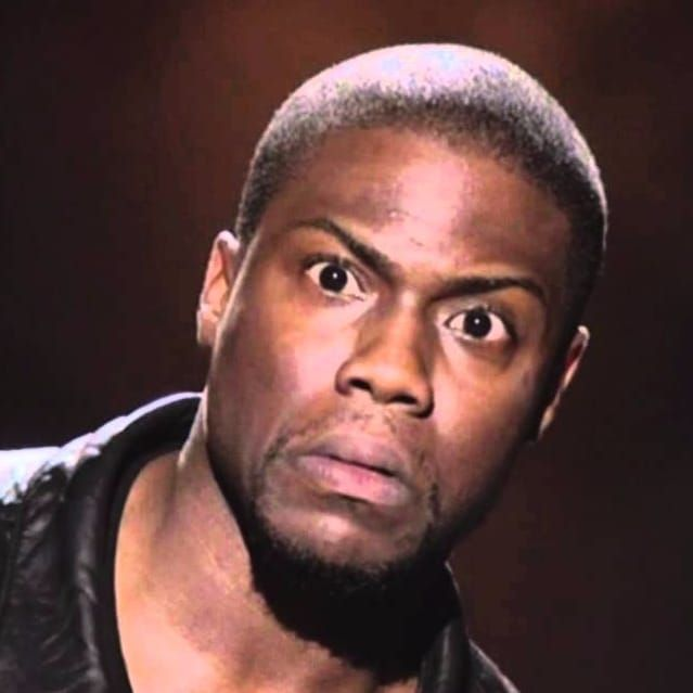 Kevin Hart is a master of faces. #KevinHart #Comedy #Funny
