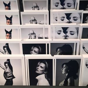 Postcards featuring photographs by Bryan Adams. #BryanAdams #photography #AmyWinehouse #MickJagger