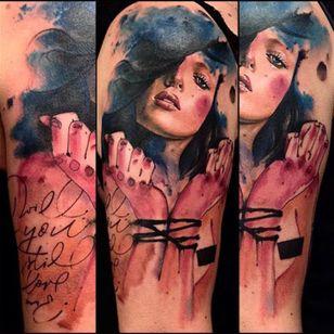 Sensualidade. #VictorMontaghini #brasil #brazil #tatuadoresdobrasil #brazilianartist #estilorascunho #sketchstyle #watercolor #aquarela #woman #girl #mulher #garota #bdsm #phrase #frase #quote