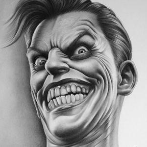 #coringa #joker #batman #comics #nerd #drawing #CharlesLaveso #desenho #HiperRealismo #desenhos #realismo #pretoecinza #brasil #brazil #portugues #portuguese