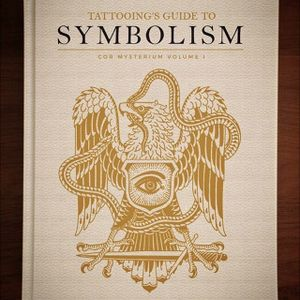 Tattooing's Guide To Symbolism, Cor Mysterium Volume I. Special Edition. #TattooingsGuidetoSymbolism #CorMysterium #NeverSleepNYC