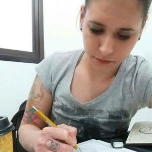Nina Paviani! #NinaPaviani #tatuadorasbrasileiras #tatuadorasdobrasil #tattoobr #tattoodobr