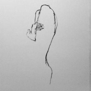 Minimalistic line design #minimalistic #FrédéricForest #linework #lines