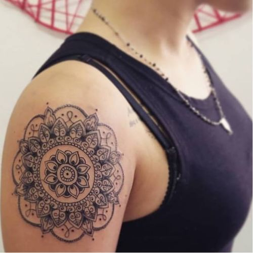 #MantraTattoo #TattooGuest #TattooGuestLive #fineline #mandalas #SaoPaulo #SP #brasil