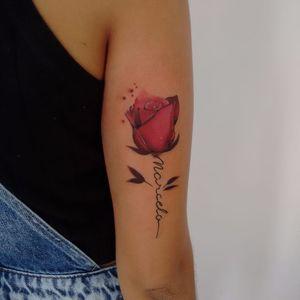 #LucasFranca #TatuadoresDoBrasil #delicadas #delicate #fofas #cute #flor #flower