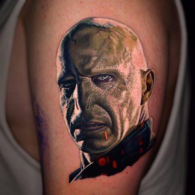 Voldemort por Nikko Hurtado! #NikkoHurtado #HarryPotter #HarryPotterandthephilosophersstone #Voldemort