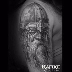 Feita por Rafike Art #RafikeArt #Vikings #Nórdico #Nordic