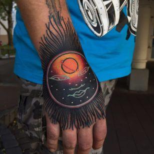 Por David Sz #DavidSz #gringo #psychedelic #psicodelico #colorido #colorful #sol #sun #mistico #mistic #ceu #sky #star #estrela #rosto #face #planeta #planet #saturno #saturn #dark