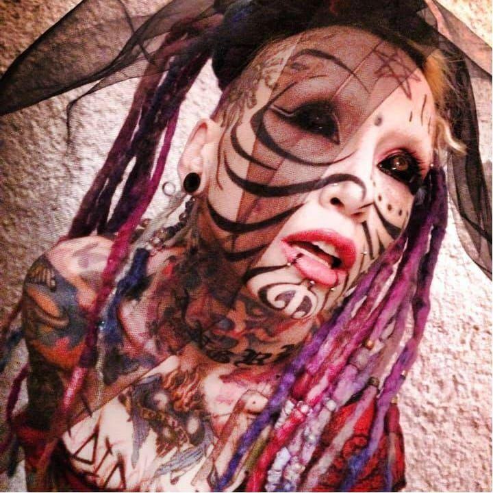 Amy the Alien Warrior Kitty #Amy #AlienWarriorKitty #ExtremeBodyModification #ExtremeBodyMod