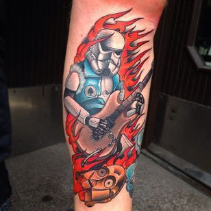 When you are fan of Motörhead AND Star Wars... By Jacob Wiman #JacobWiman #motörhead #motorhead #starwars