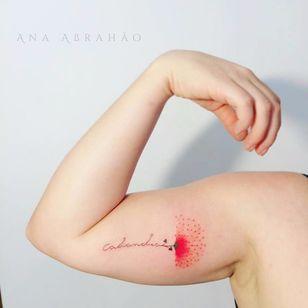 Caligrafia #caligrafia #lettering #AnaAbrahão #fineline #traçofino #delicadas #delcates #fofas #cute #TatuadorasDoBrasil #presuntinhas