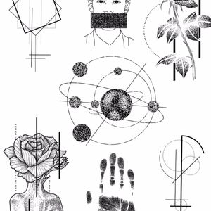 Teaser of one of the flash sheets available from Fleur Noire Tattoo for the March 30 Planned Metrohood event. All proceeds go to Planned Parenthood. #Tattoosforacause #FleurNoire #PlannedParenthood #FlashSale #Brooklyn