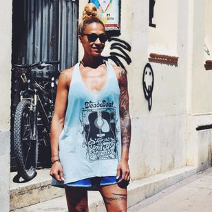 Siheme, Instagram @sihememorgane #TattooStreetStyle #StreetStyle