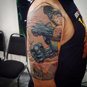 Por Klebyz Soares! #KlebyzSoares #tatuadoresbrasileiros #comics #comicstattoo #wolverine #wolverinetattoo