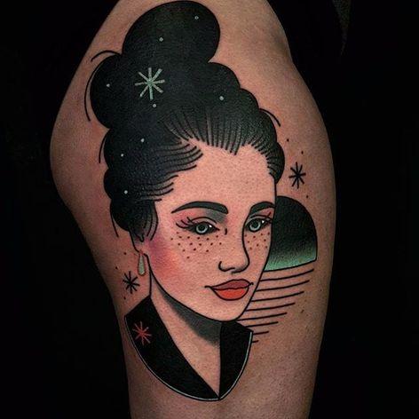 Por David Sz #DavidSz #gringo #psychedelic #psicodelico #colorido #colorful #woman #mulher #ceu #sky #star #estrela #degrade #dark