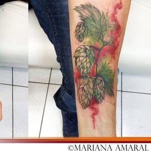 #MarianaAmaral #MarianaAmaralTattoo #aquarela #watercolor #TatudoresDoBrasil #Tatuadora #brasil
