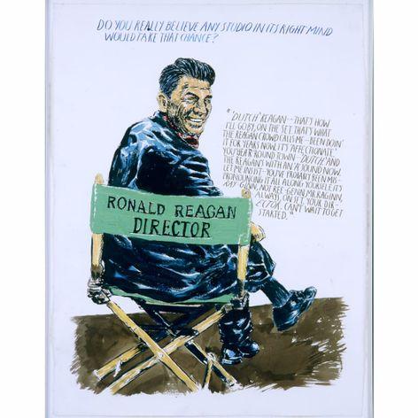 The prose in Pettibon's art is equally striking as his drawings. #raymondpettibon #art #blackflag #punk #museum