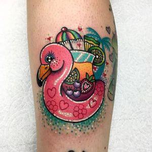 Vai um drink? #RobertoEuan #gringo #fullcolor #colorida #bebida #drink #flamingo #morango #strawberry #uva #grape #umbrella #sombrinha #coconuttree #coqueiro #coração #heart #flor #flower