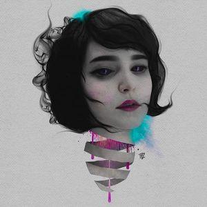 Arte por Tezoouro! #Tezoouro #Artistasbrasileiros #digitalartist #graphicdesigner #artistadigital #designergrafico #ilustração #illustration #girl #mulher