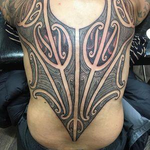 Ta Moko Tattoo by Gordon Toi #tamoko #tamokotattoo #tamokoartist #maori #maoritattoo #maoriart #houseofnatives #houseofnativestattoos #GordonToi
